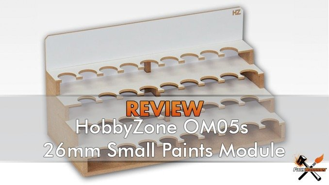 HobbyZone OM05s - 26mm Small Paints Module