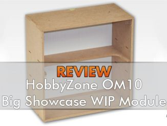 Hobbyzone OM010 - Big Showcase WIP Module