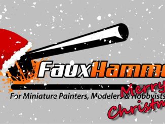 Merry Christmas from FauxHammer