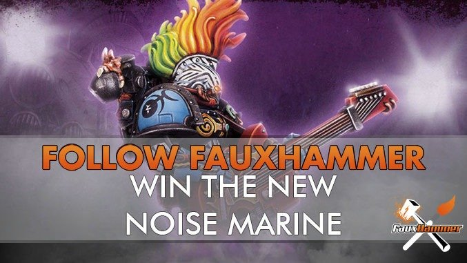 Win a Noise Marine