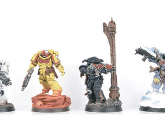 How to Paint Miniatures & Wargames Models