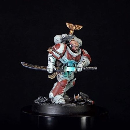 How to Paint White Scars Space Marines