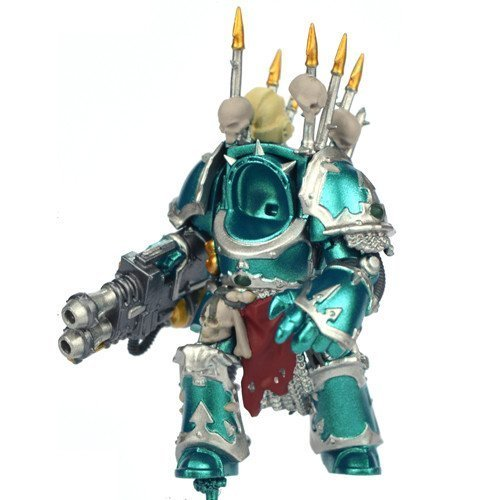 Wie man Alpha Legion Tutorial malt Schritt 2