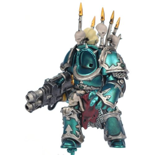 How to Paint Alpha Legion Tutorial Step 3