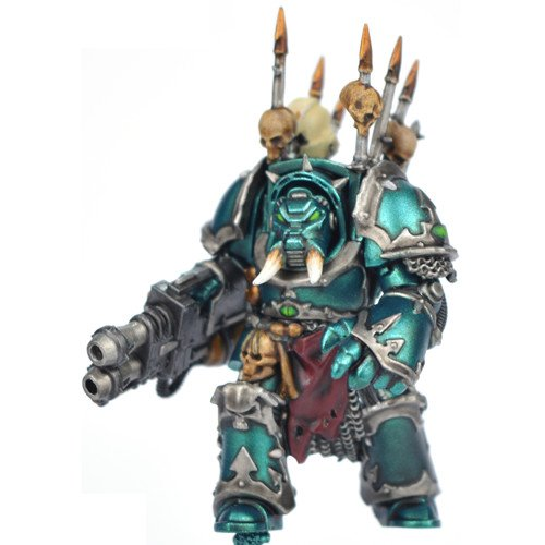 How to Paint Alpha Legion Tutorial Step 4