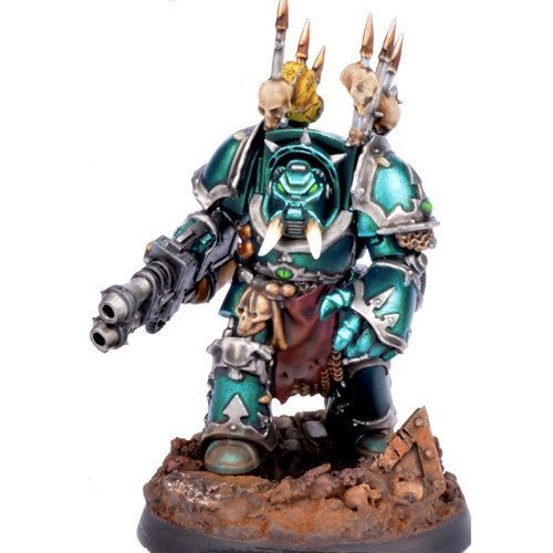 How to Paint Alpha Legion Tutorial Step 5
