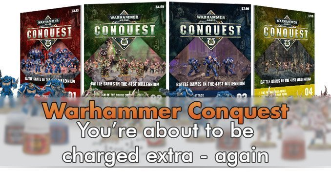 Warhammer Conquest Extra Charge Again- Featured