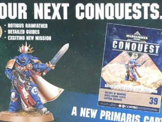 Warhammer Conquest Issues 39 & 40 Contents - Featured