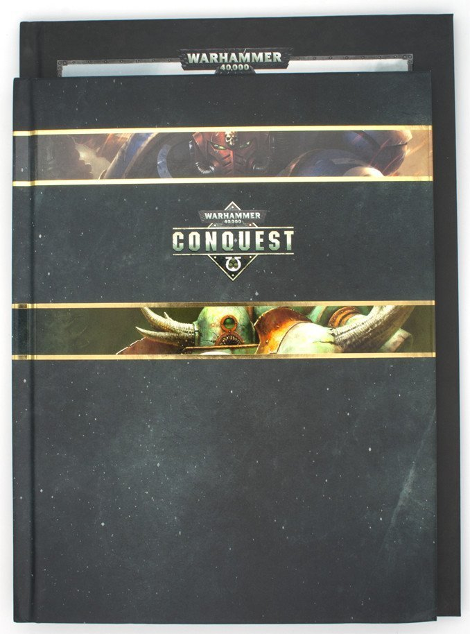 Warhammer 40,000 Conquest - Silver Templars Source Book Vs Artbook B