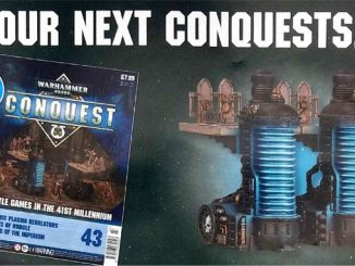 Warhammer Conquest Issues 43 & 44 Contents - Featured