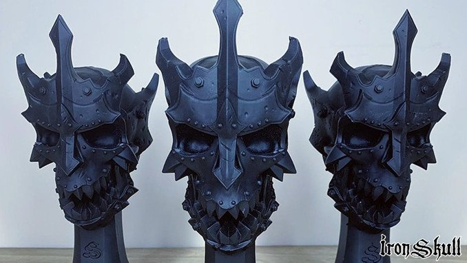 Iron Skull Trophies - Featured