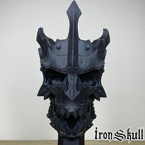 The Iron Skull - UK Competition Competition