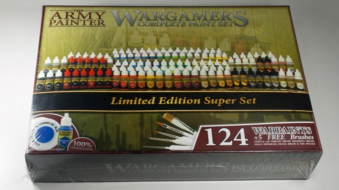 The-Army-Painter-Complete-Warpaints-Set-Review---Packaging-1---Boxed