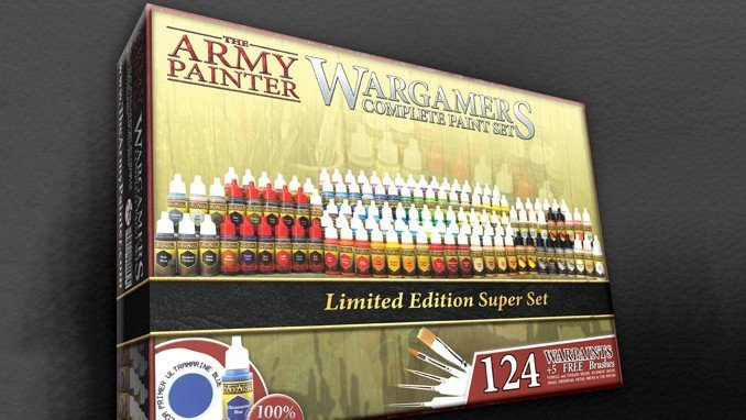 The Army Painter - Complete Warpaints Set