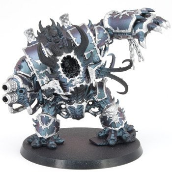 Green Stuff World Chameleon Colourshift Set 1 Review - Hellbrute Silver