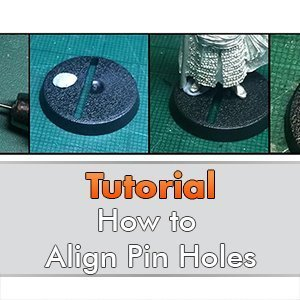 How to Align Holes when Pinning