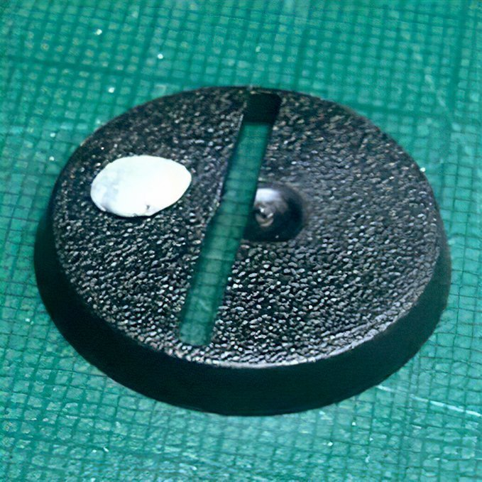 How to Align Holes when Pinning Miniatures & Wargames Models - Step 2
