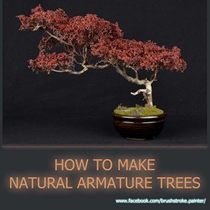 How to Make Natural Armature Trees