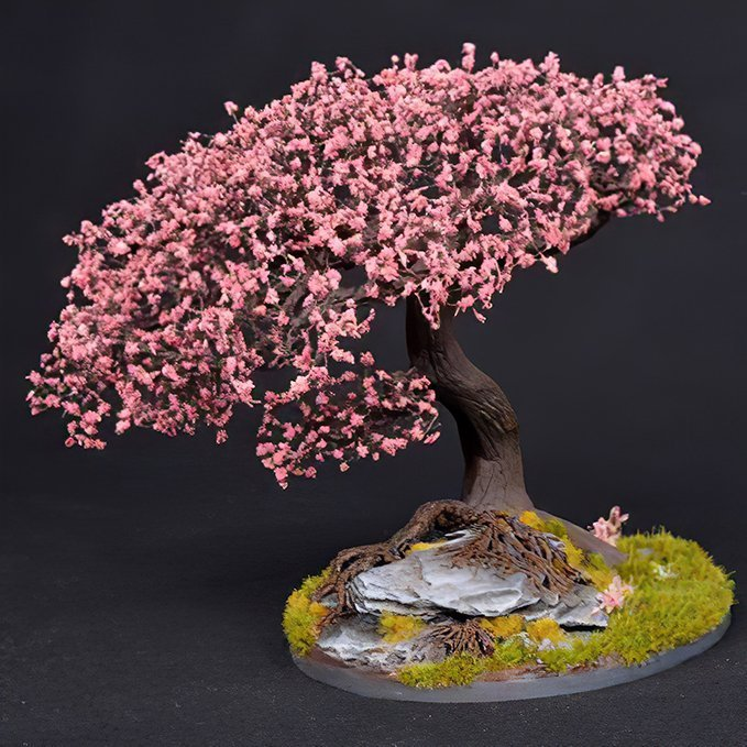 How to Make Trees for Miniatures & Wargames Models Complete