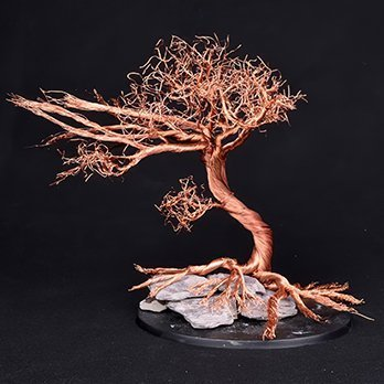 How to Make Trees for Miniatures & Wargames Models - Step 2c