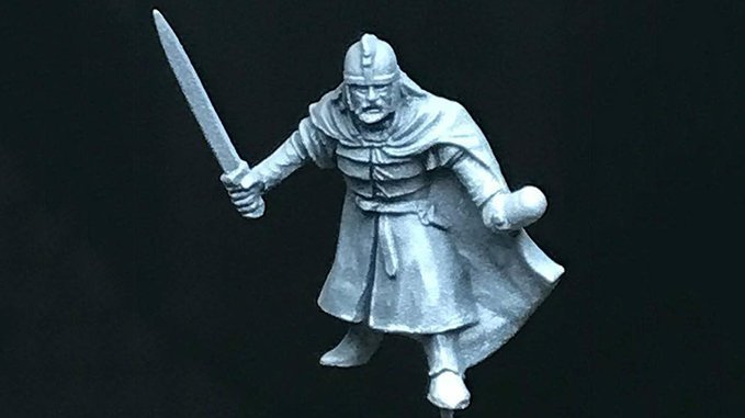 Come dipingere Warriors of Rohan - Step 1
