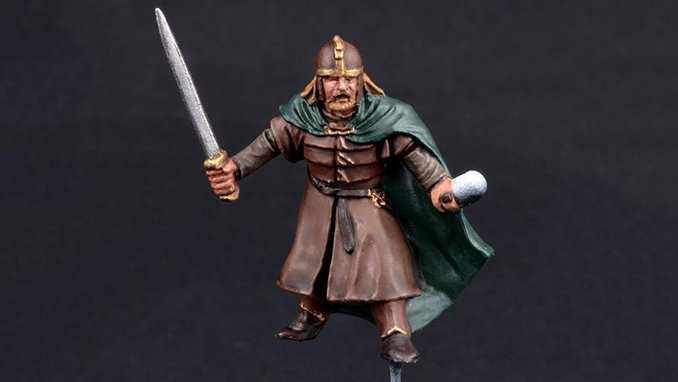 How to Paint Warriors of Rohan - Step 3