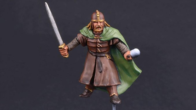How to Paint Warriors of Rohan - Step 4