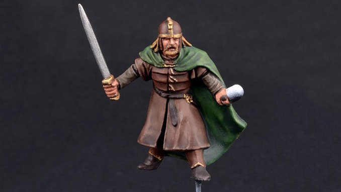 How to Paint Warriors of Rohan - Step 5