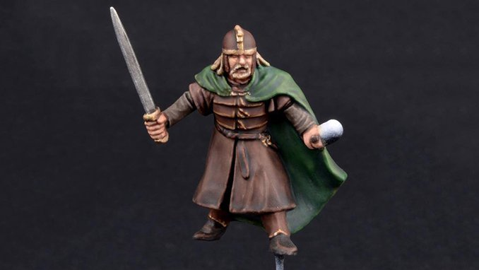 How to Paint Warriors of Rohan - Step 6