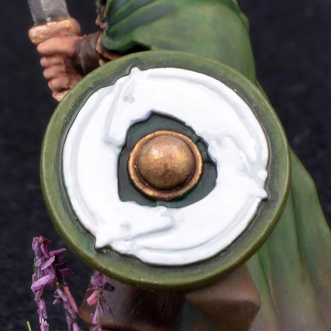 How to Paint Warriors of Rohan - Step 7
