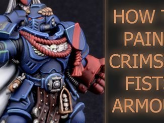 Wie man Crimson Fists Armor - Featured malt