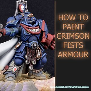 How to Paint Crimson Fists Tutorial