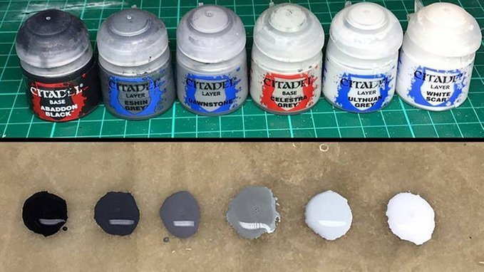 How to paint Storm Reapers Armour - Glazing