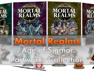 Mortal Realms - Warhammer Age of Sigmar Partworks Collection - Featured