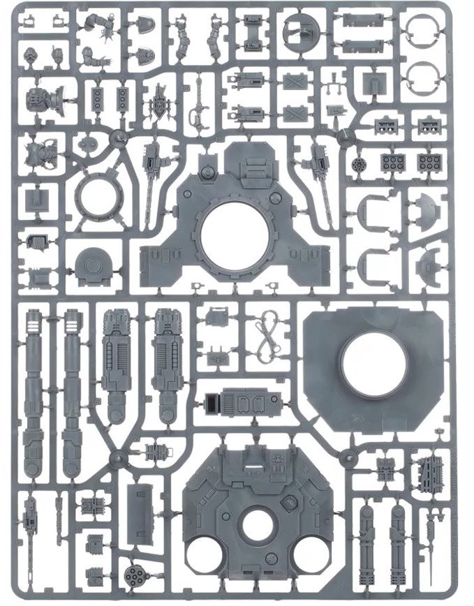 Primaris Repulsor Executioner Sprue