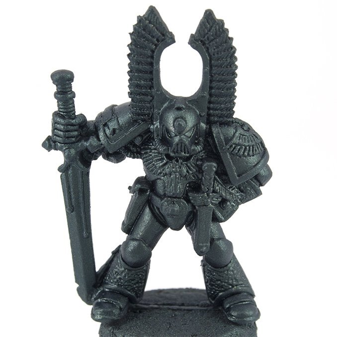 Turbodork Paint range review for Miniatures & Wargames Models - Dark Angel 1 - Emerald Nightmare