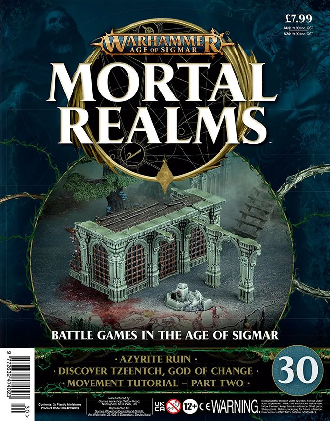 Mortal Realms Contents Issue 30 - Azyrite Ruin