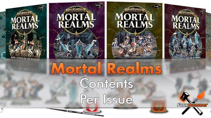 Mortal Realms Magazine Contents per Issue - Featured_