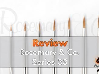 Rosemary & Co - Series 33 Brush Review - Featured