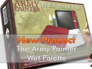 The Army Painter Wet Palette - Destacado