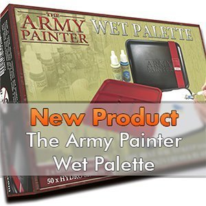The Army Painter Wet Palette - First Look
