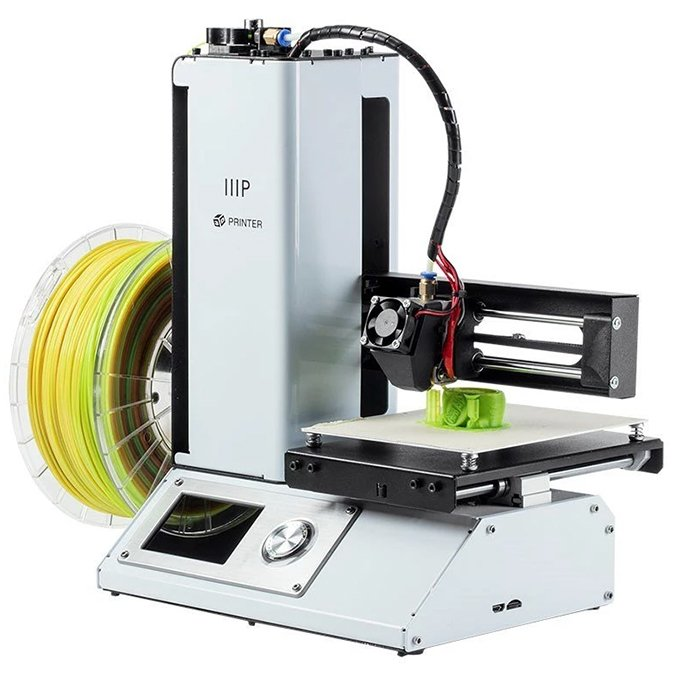 The Best 3D Printer for Miniatures & Models - Monoprice - Select Mini v2