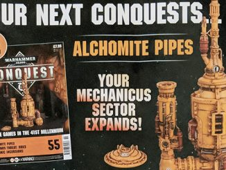Warhammer Conquest Issues 55 & 56 Contents - Featured