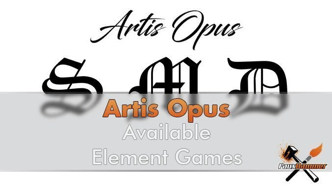 Artis Opus - Plantilla destacada de Element Games