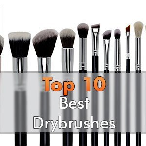 The Best Drybrushes for Miniatures & Models