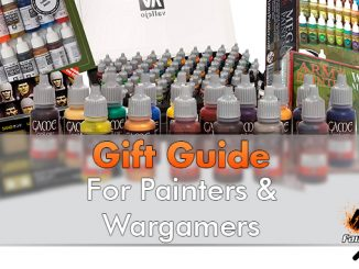 Best Miniature Painter & Models Gift Buying Guide for Holidays & Events - Featured
