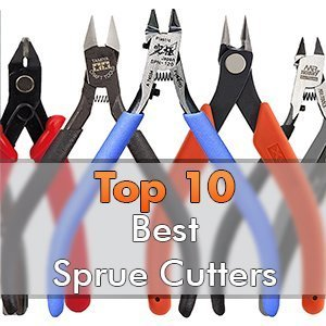 The Best Spure Cutters for Miniatures & Models