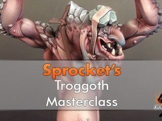 David Soper - Troggoth Masterclass Workshop - Featured