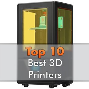 The Best 3D Printer for Miniatures & Models