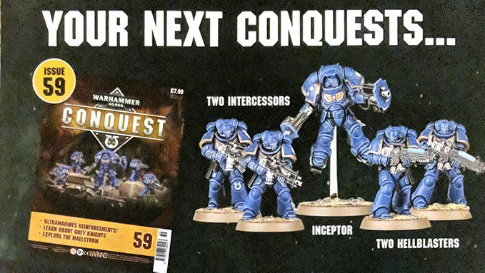 Warhammer Conquest Issues 59 & 60 Featured